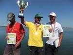 Benzar, campion national şi în 2011