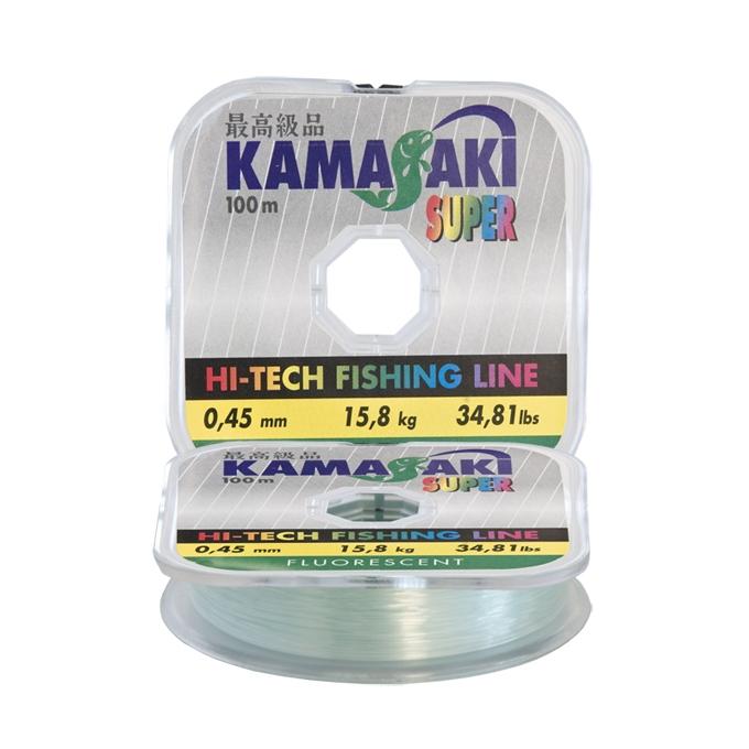 Fir Kamasaki Super 100 m
