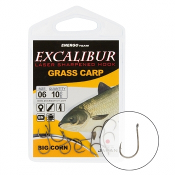 Carlige Excalibur Big Corn NS