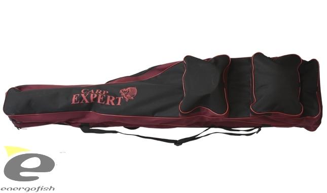Husa Lansete Carp Expert 2 compartimente