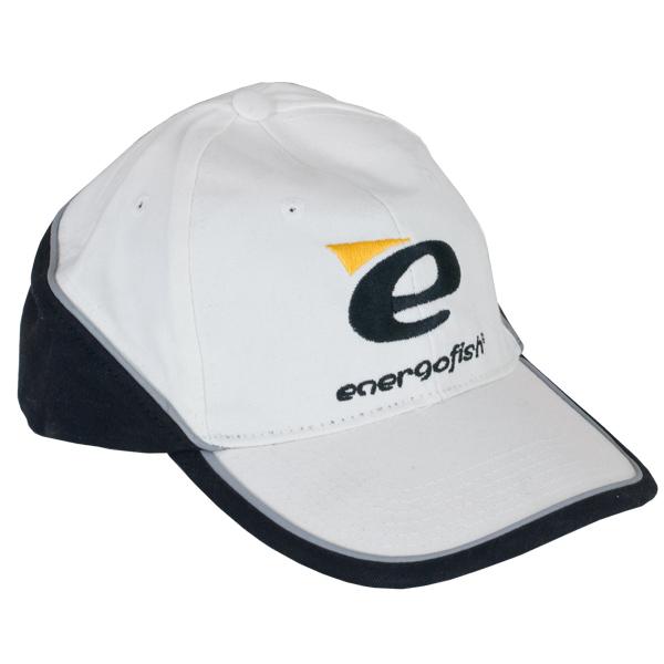 Sapca Energofish Alb/Negru