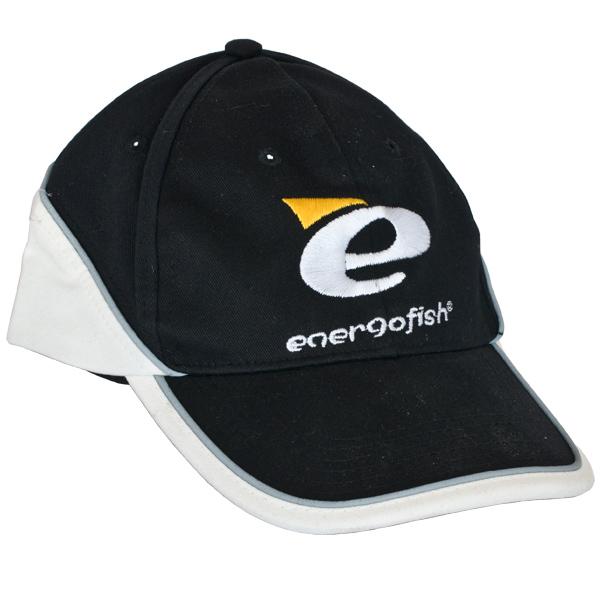 Sapca Baseball Energofish Negru/Alb