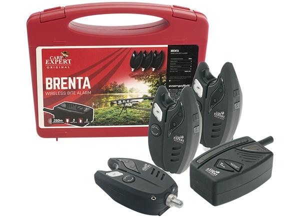 AVERTIZOR RADIO CARP EXPERT BRENTA