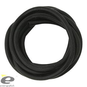 Tub Siliconic Negru 2mm