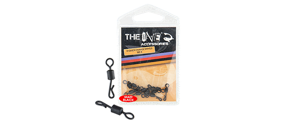 THE ONE QUICKCHANGE SWIVELS No.8