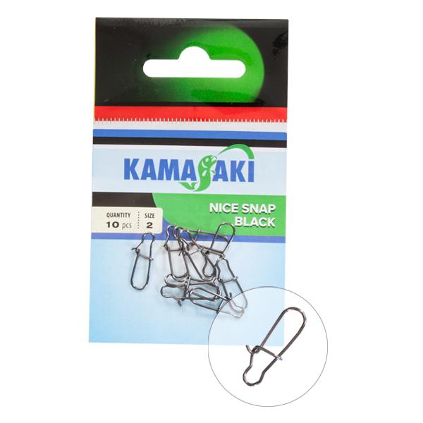Agrafa Nice Kamasaki