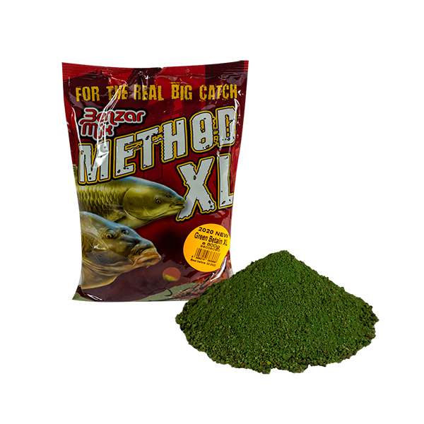 BENZAR MIX SERIA METHOD XL