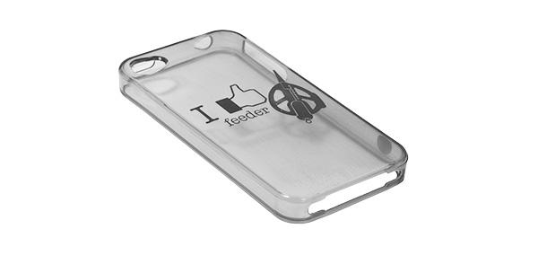 Husa IPhone 4 I Like Feeder